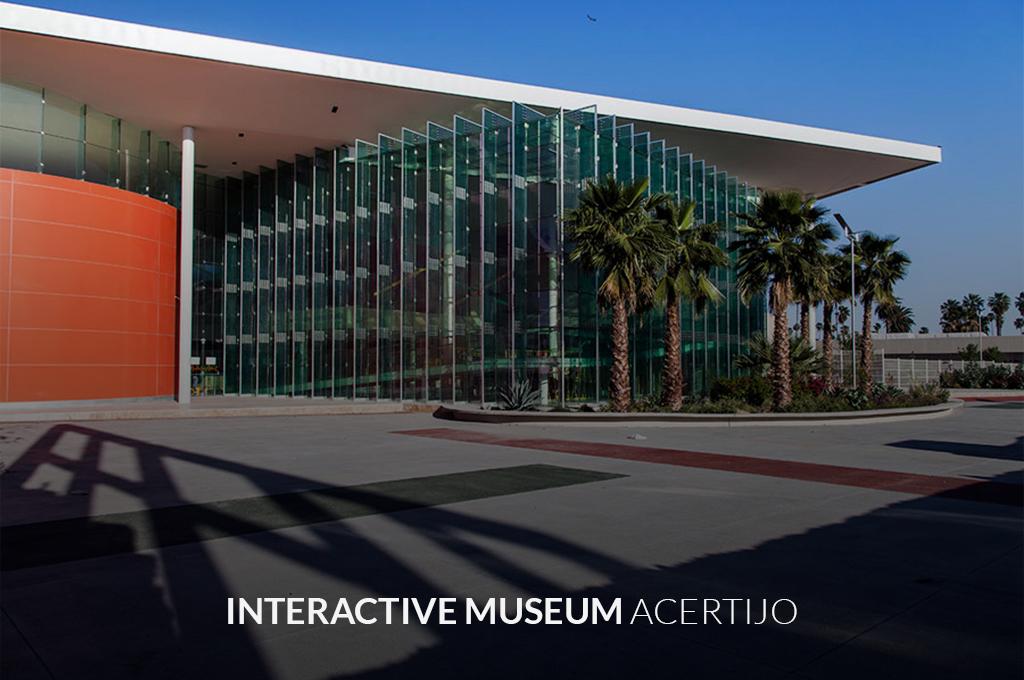 Interactive Museum Acertijo